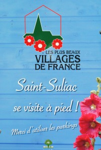 SAINT-SULIAC PLUS BEAU VILLAGE DE FRANCE