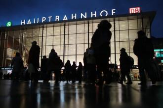 Gare de Cologne : lieu des agressions
